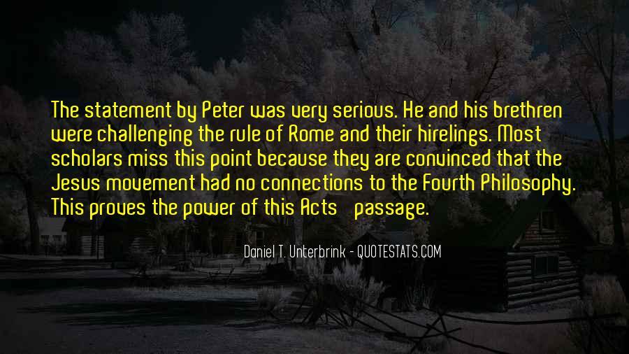 Quotes About Six Sense #1526704
