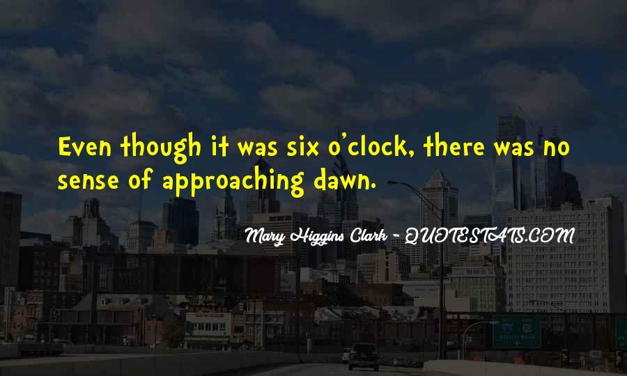 Quotes About Six Sense #2118