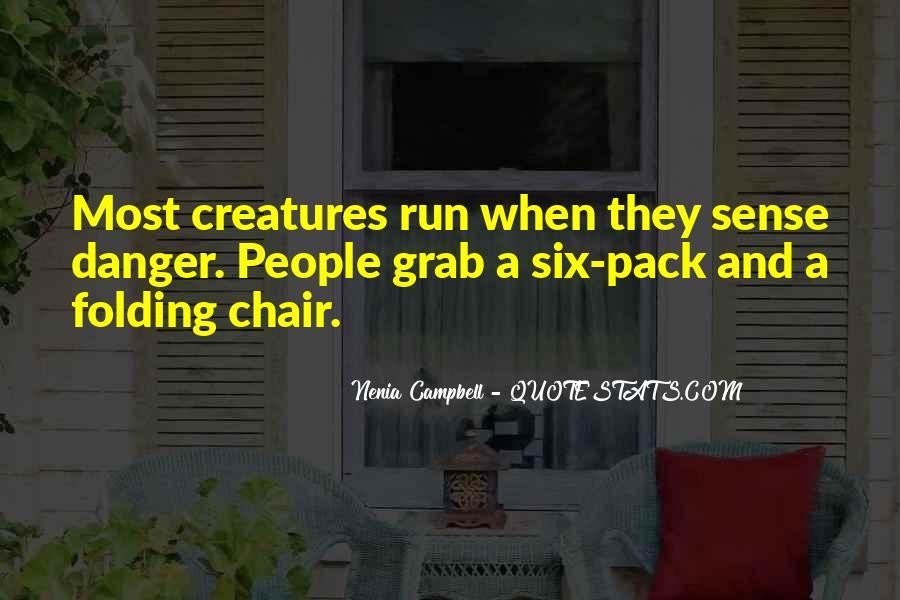Quotes About Six Sense #38928