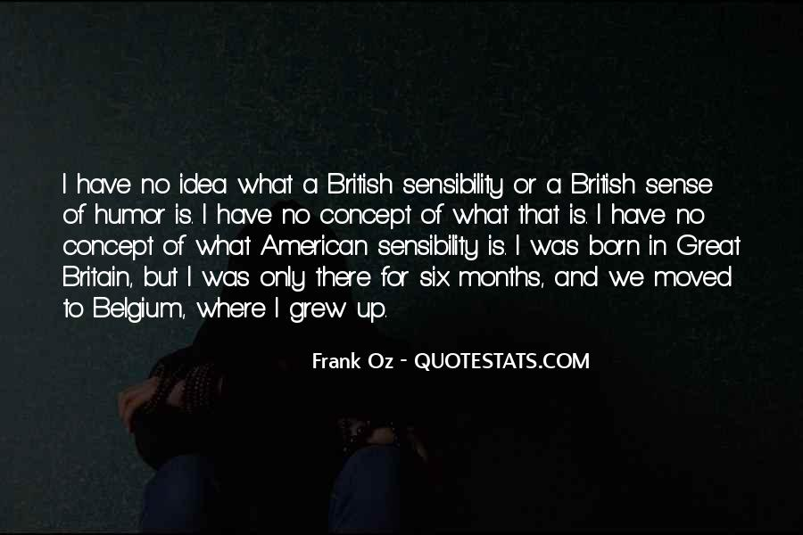 Quotes About Six Sense #673195