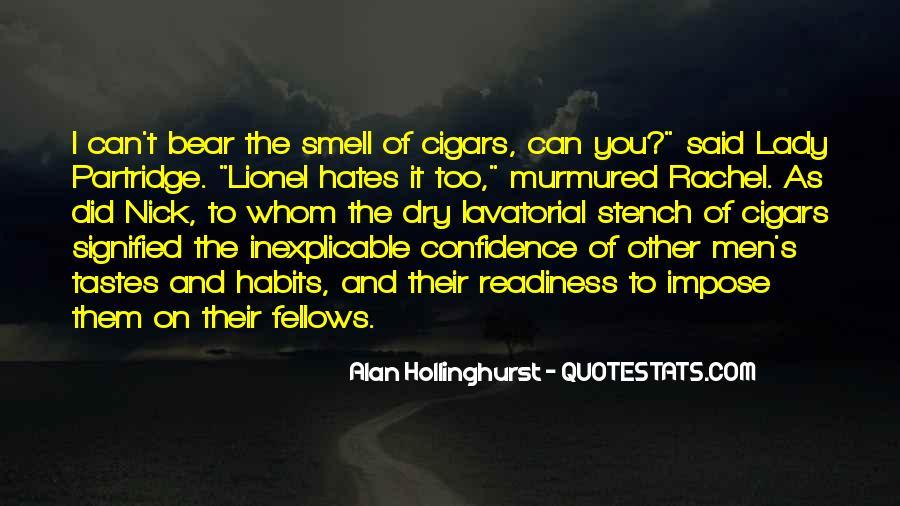 Hollinghurst Quotes #1090093