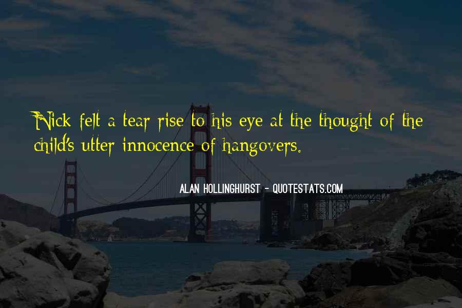 Hollinghurst Quotes #1477901