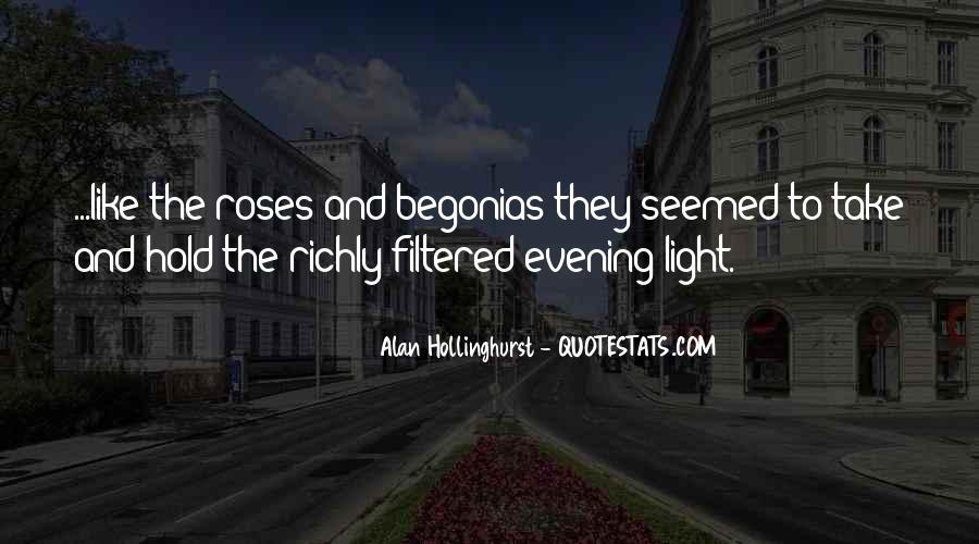 Hollinghurst Quotes #161002