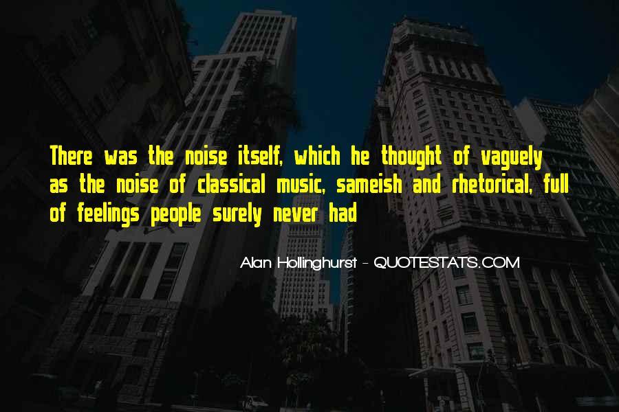 Hollinghurst Quotes #1618385