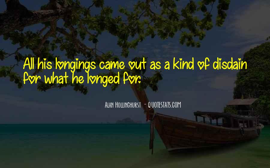 Hollinghurst Quotes #177195