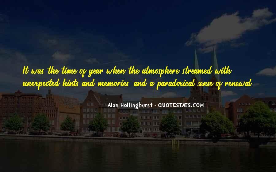 Hollinghurst Quotes #483639