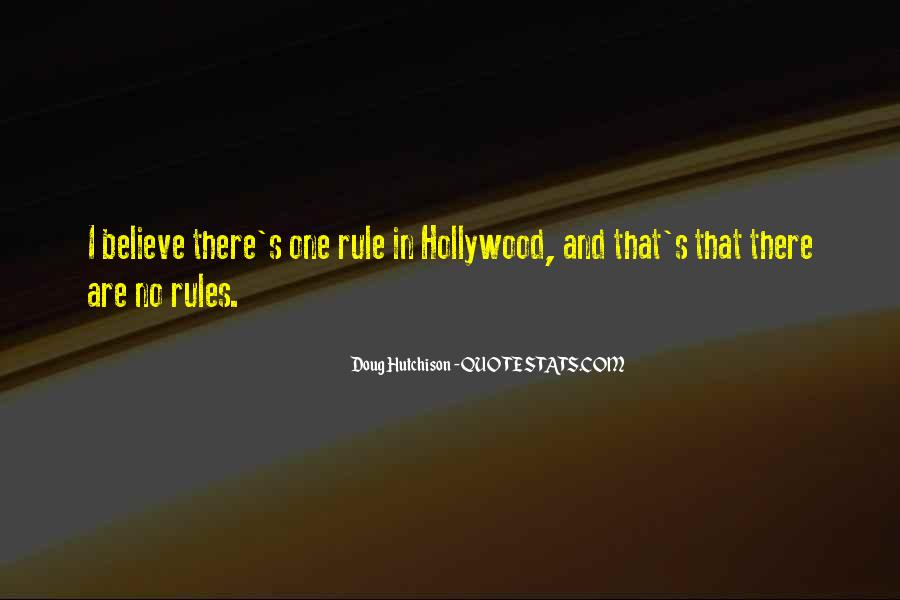 Hollywood's Quotes #103708
