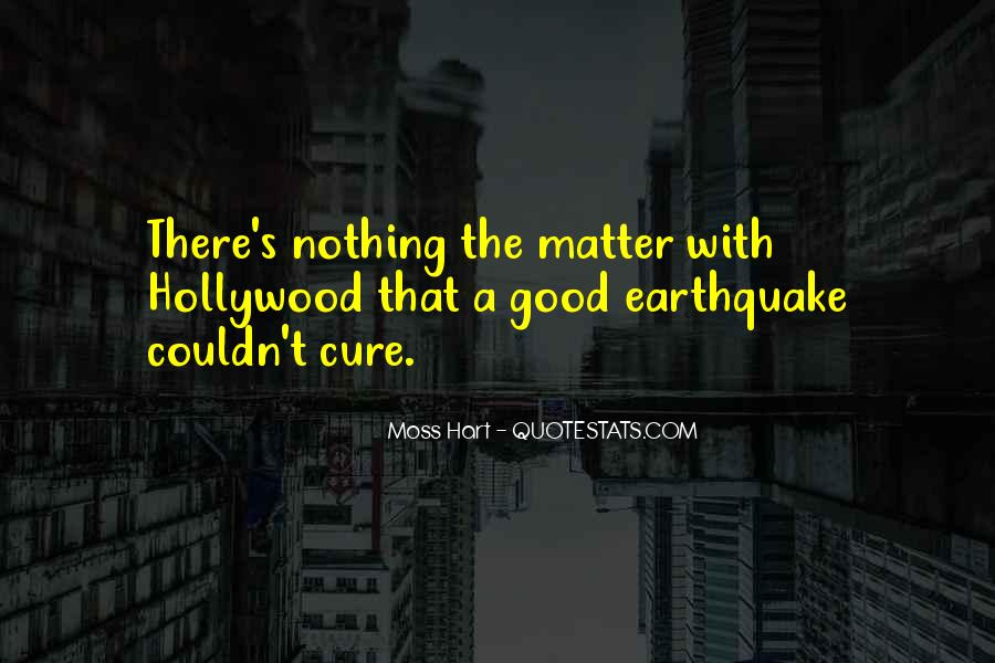 Hollywood's Quotes #110858