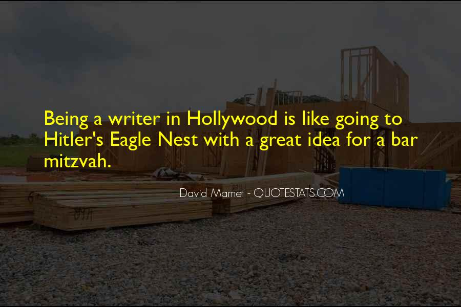 Hollywood's Quotes #123852
