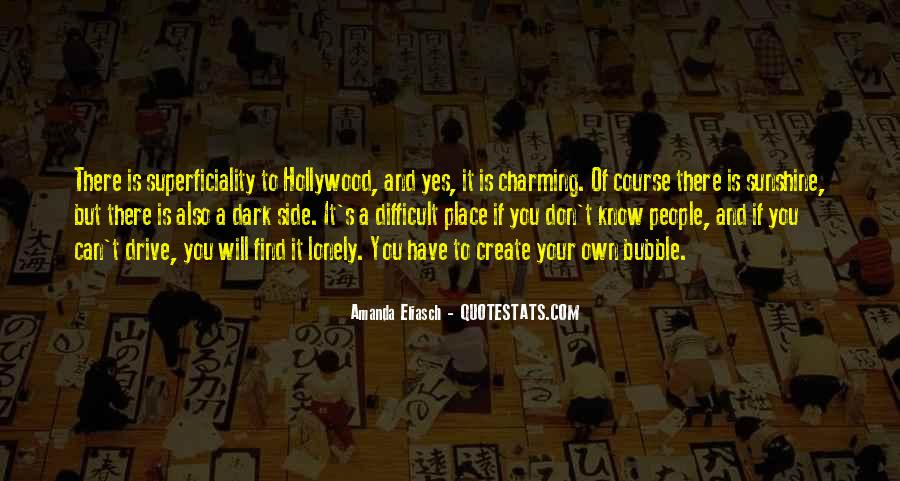 Hollywood's Quotes #128096