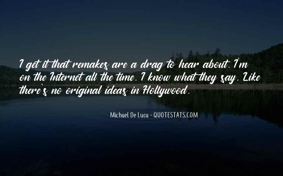 Hollywood's Quotes #132209