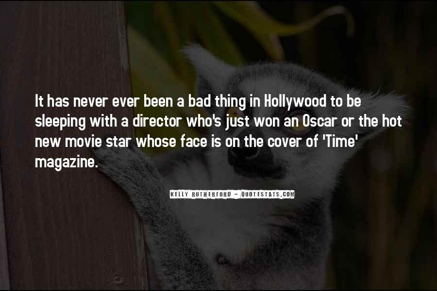 Hollywood's Quotes #133111