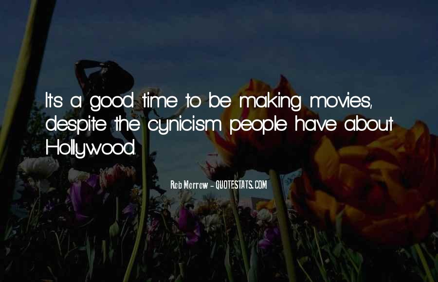 Hollywood's Quotes #139111