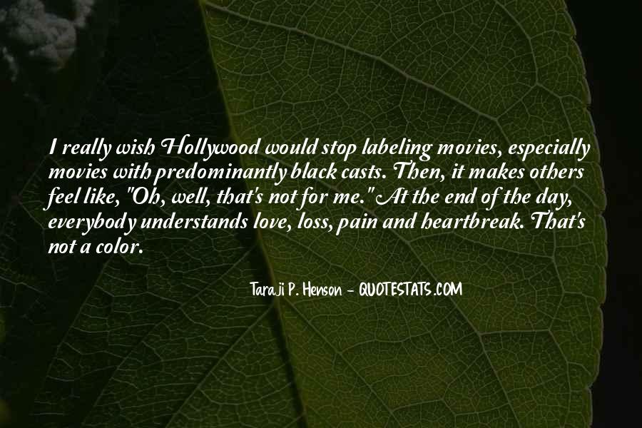 Hollywood's Quotes #145555
