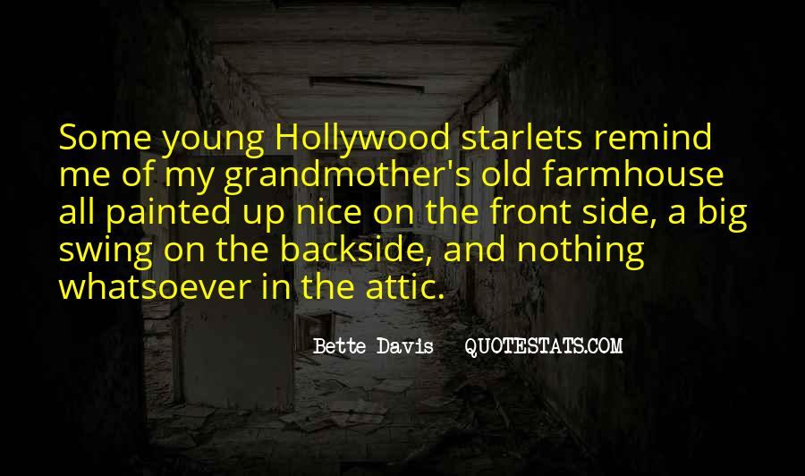 Hollywood's Quotes #156576