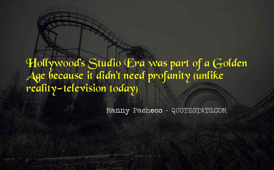 Hollywood's Quotes #158388