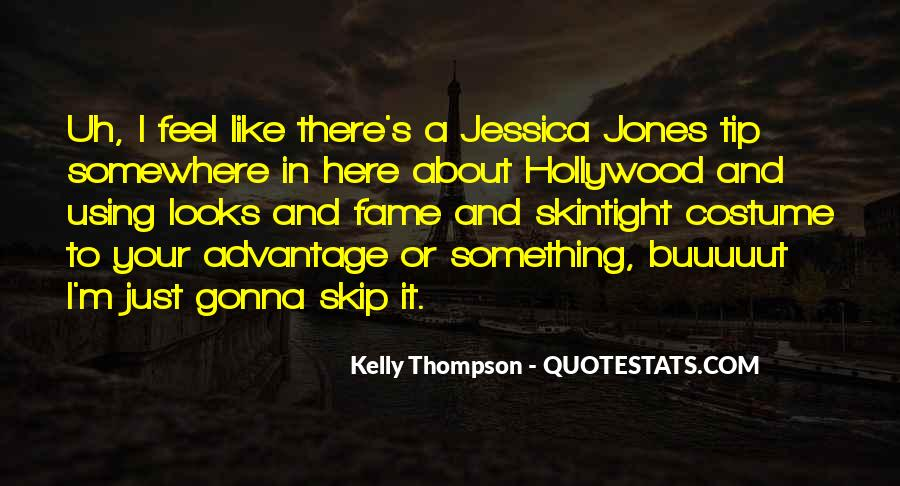 Hollywood's Quotes #16804