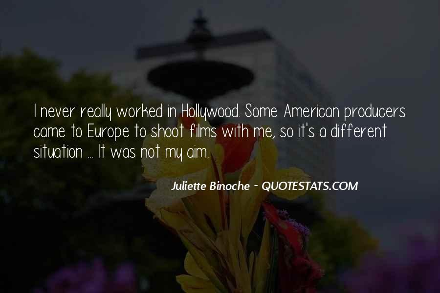 Hollywood's Quotes #168413