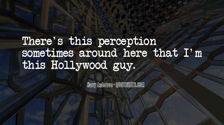 Hollywood's Quotes #2593