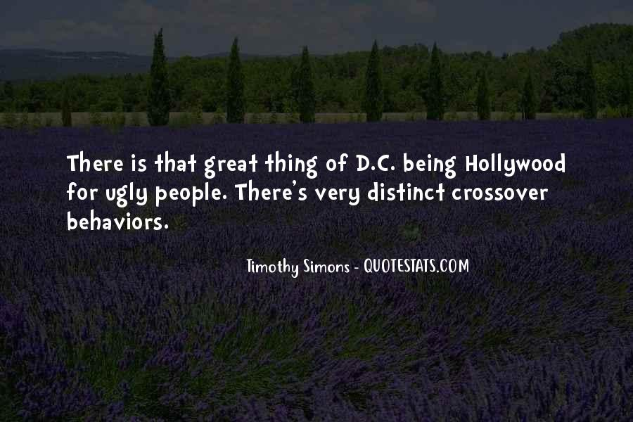 Hollywood's Quotes #32109