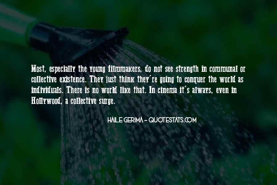 Hollywood's Quotes #34423