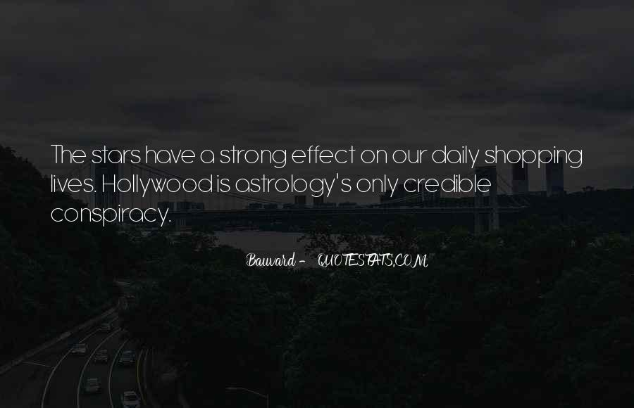 Hollywood's Quotes #4043