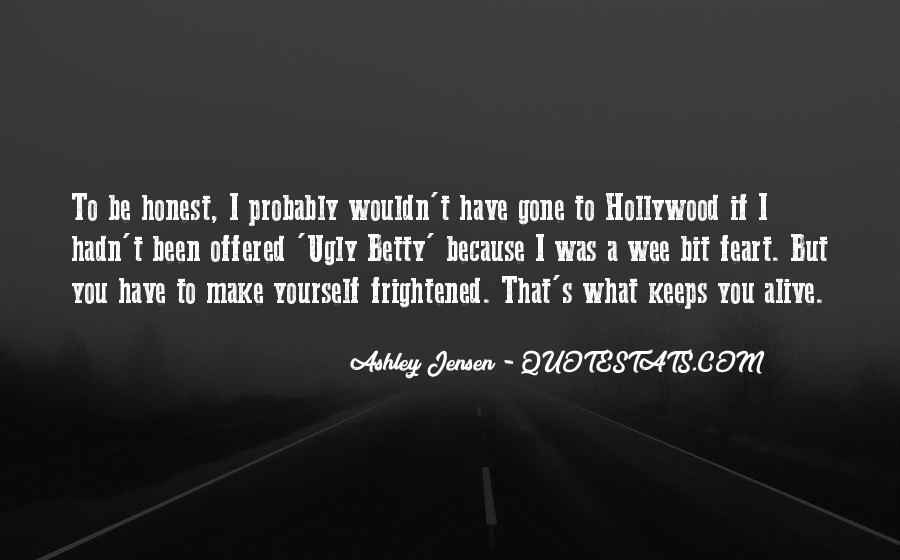 Hollywood's Quotes #54497