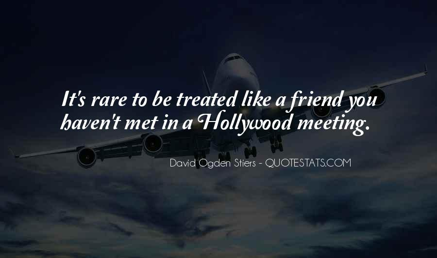 Hollywood's Quotes #61001