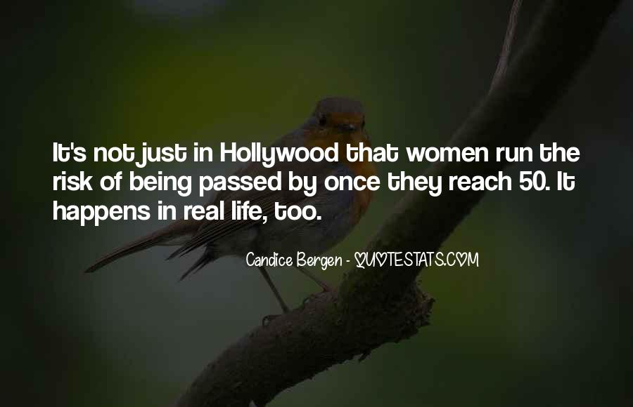 Hollywood's Quotes #67323