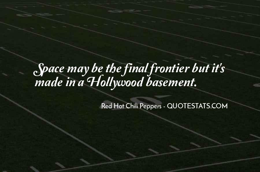 Hollywood's Quotes #92901