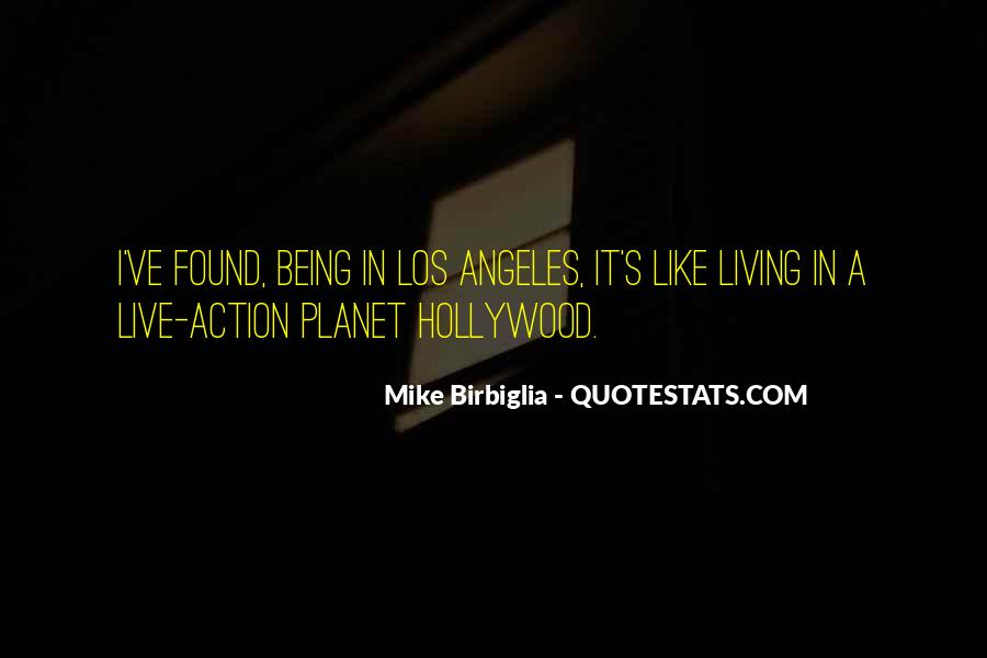 Hollywood's Quotes #98706