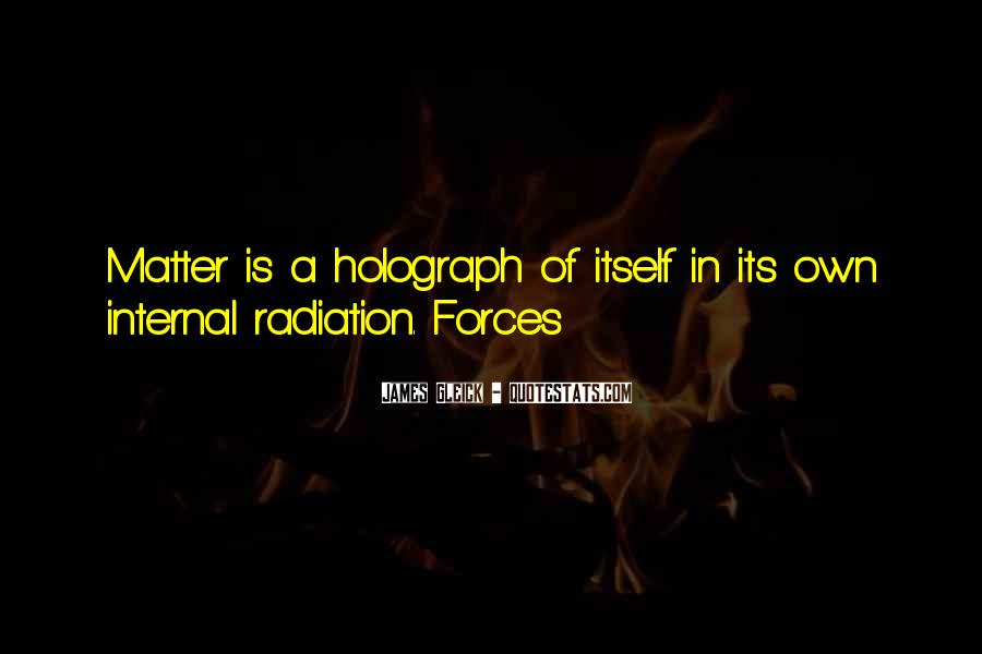 Holograph Quotes #1763185
