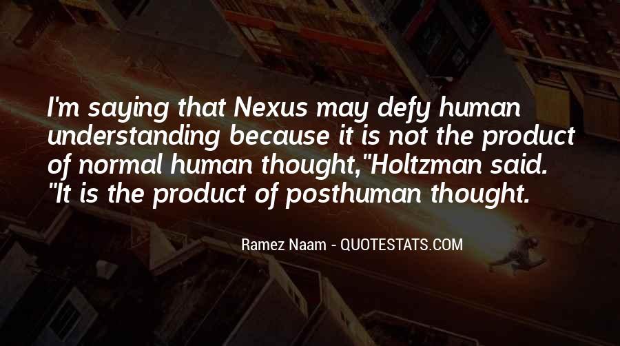 Holtzman Quotes #903819