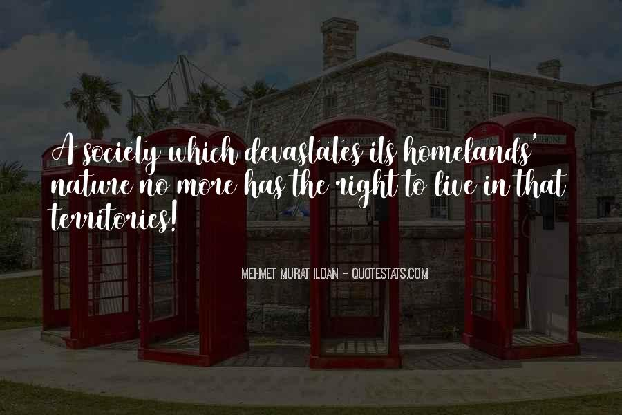 Homelands Quotes #488858