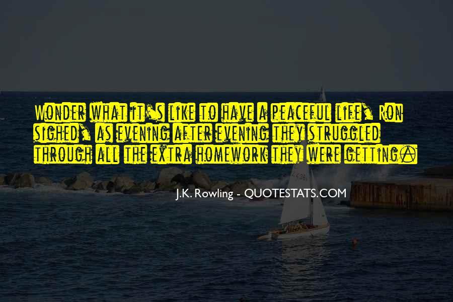 Homework's Quotes #1145063