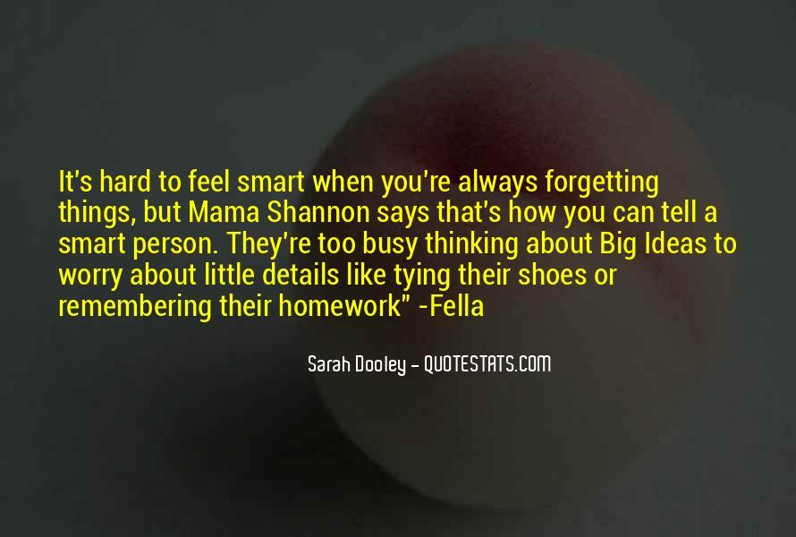 Homework's Quotes #1179569