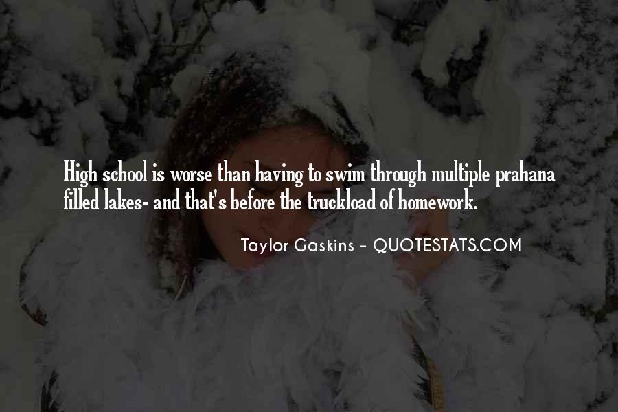 Homework's Quotes #1221032
