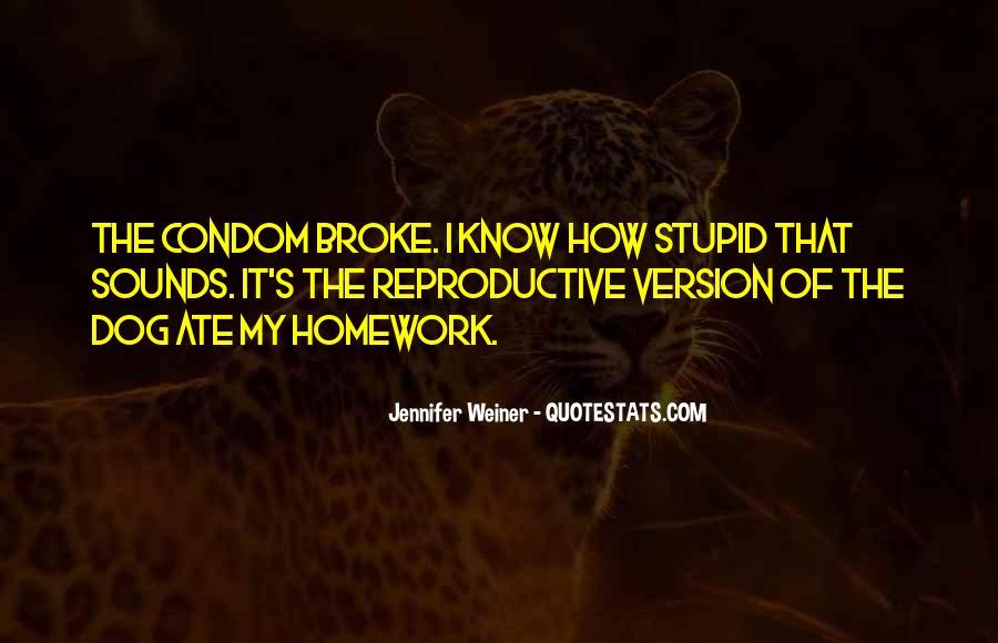 Homework's Quotes #1262359