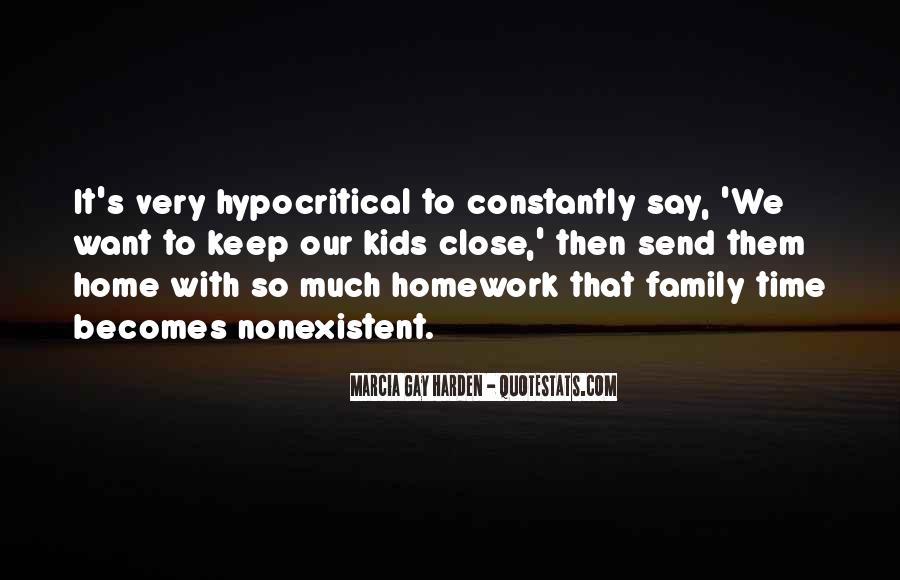 Homework's Quotes #1270556