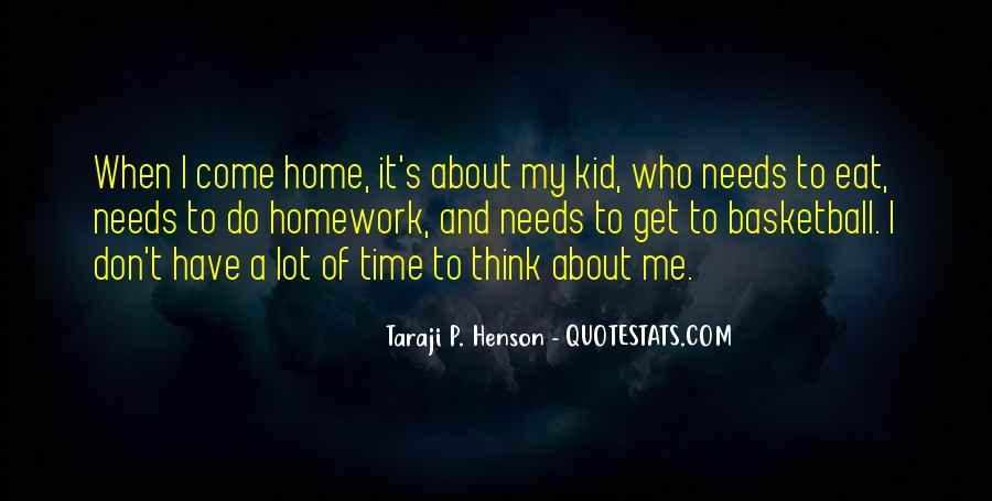 Homework's Quotes #326789
