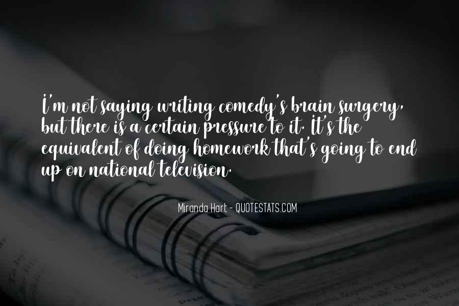Homework's Quotes #389720