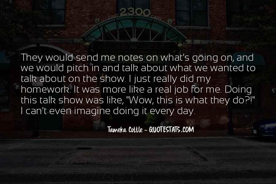 Homework's Quotes #448914