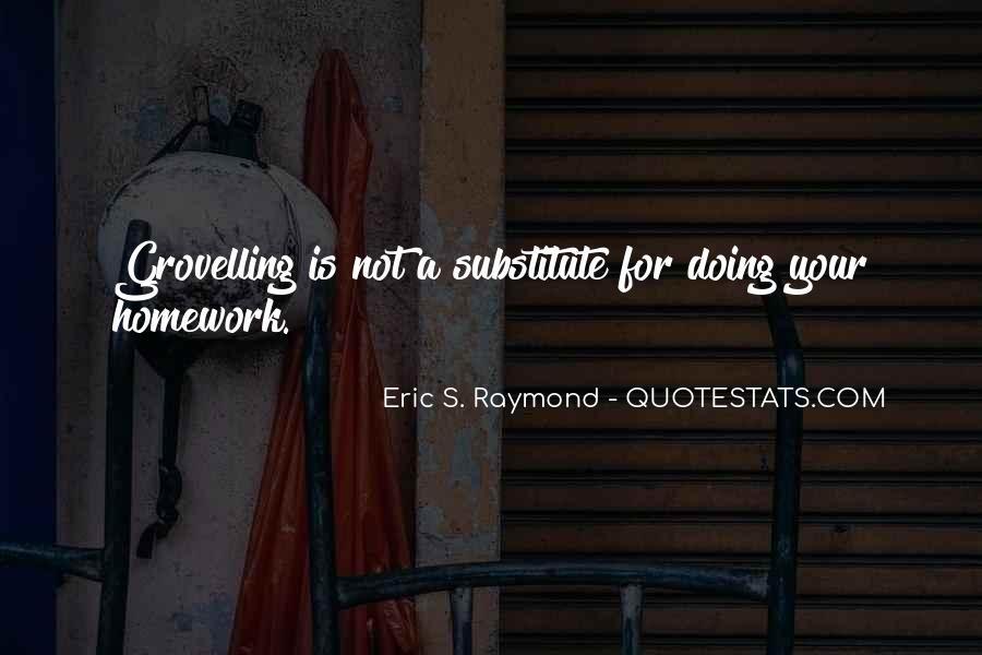 Homework's Quotes #487738