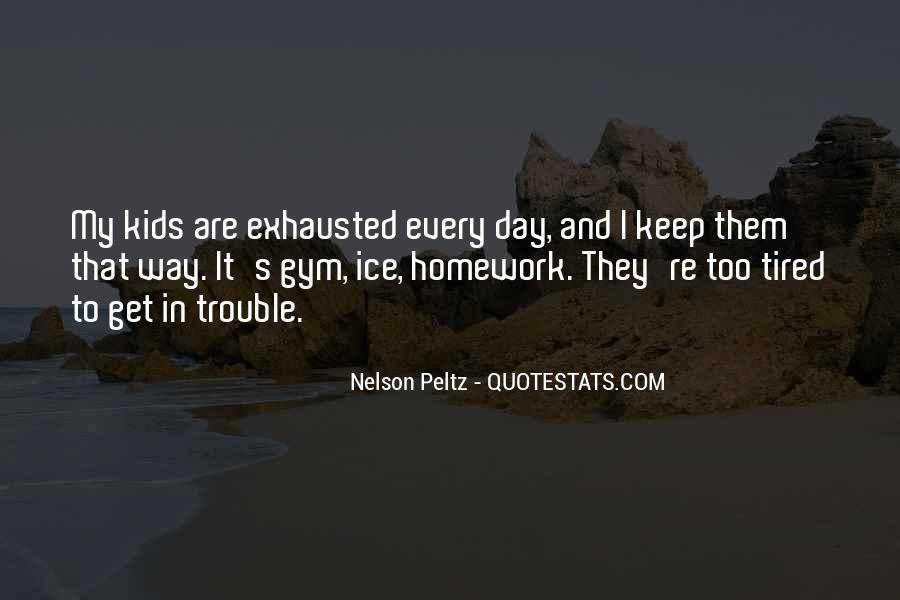 Homework's Quotes #584960