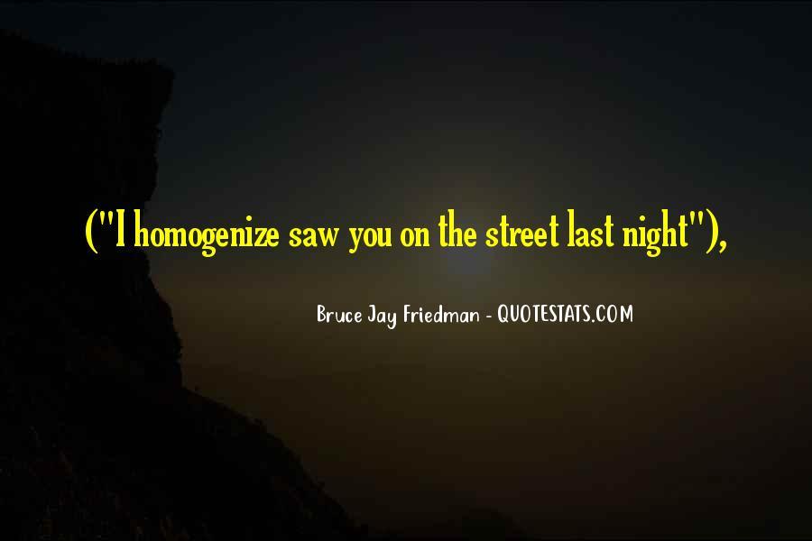 Homogenize Quotes #1040227
