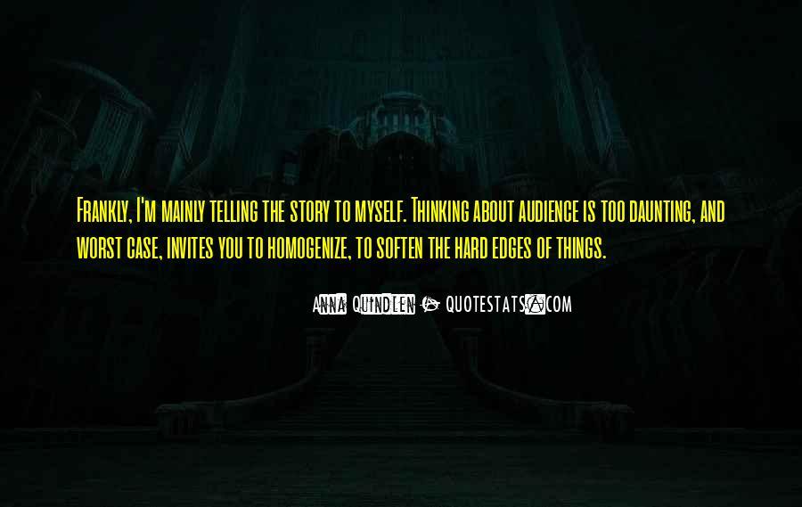 Homogenize Quotes #1209239