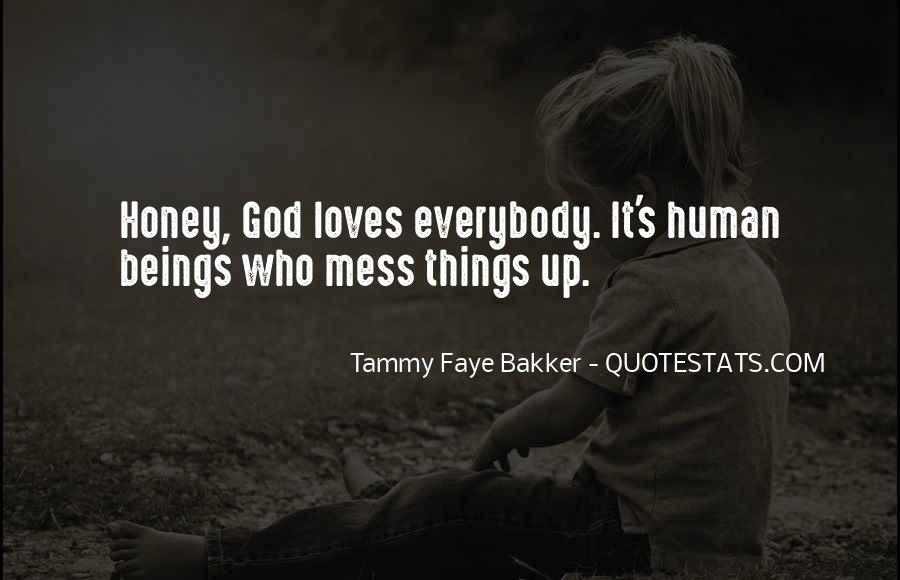 Honey's Quotes #133156