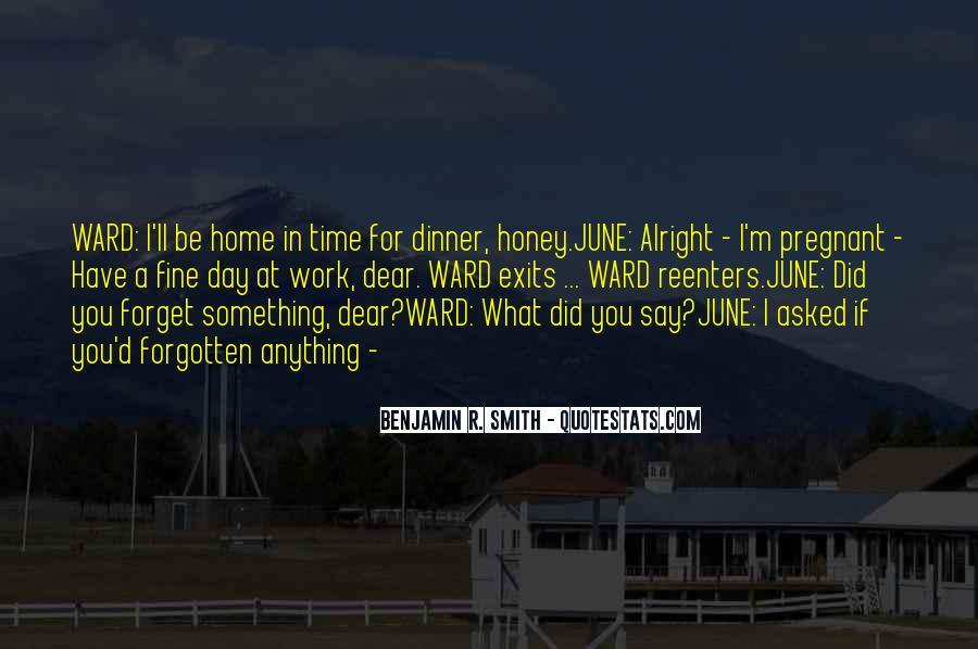 Honey's Quotes #162597