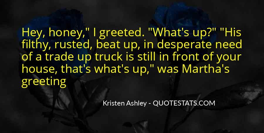 Honey's Quotes #165125