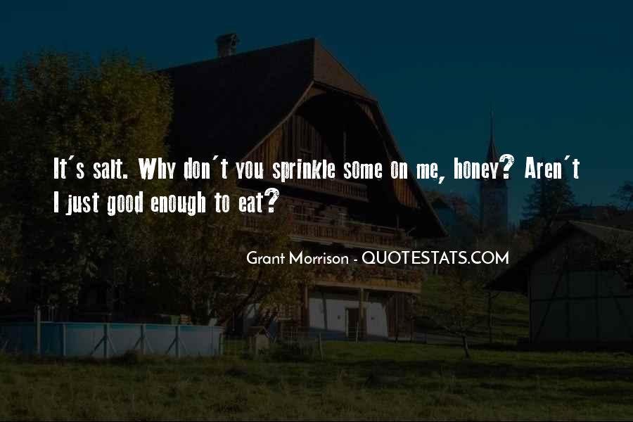 Honey's Quotes #190362
